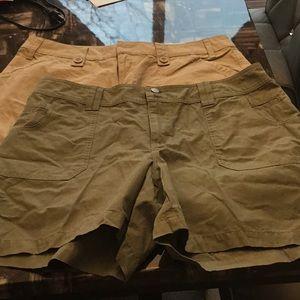 Cargo shorts bundle NWT
